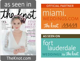 As seen in TheKnot
